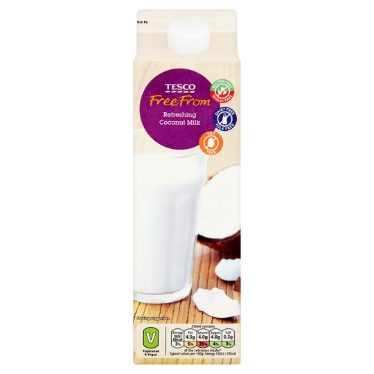 Tesco Free From Coconut Milk Drink 1L