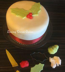 cake-holly